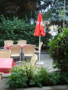 Hörschings Gastronomie bietet viele nette Gastgärten