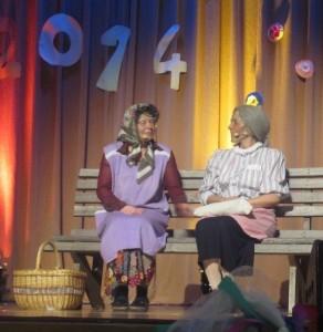 Mitzi und Franzi 2014