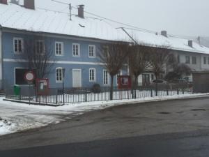 Hecke Öhlingerhaus 1